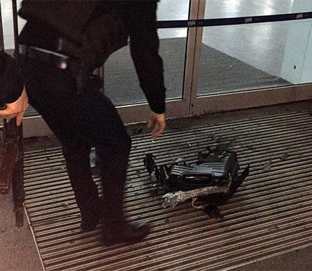 Atatürk Havalimanı'nda şüpheli çanta alarmı