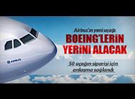 BOEINGLER GİDECEK, AIRBUSLAR GELECEK!