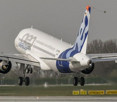 Airbus ve Boeing'de dev hedef