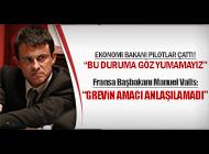 """PİLOTLARA """"GREVİ BİTİRİN"""" ÇAĞRISI!"""