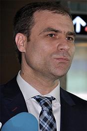 THY Satış ve Pazarlama Başkanı Mehmet Akif Konar