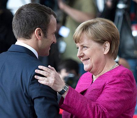 Almanya ve Fransa ortak savaş uçağı üretecek