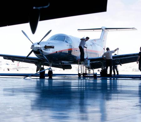 AMAC Aerospace EASA'dan tam not aldı
