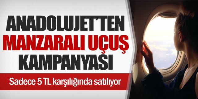 Anadolujet'ten 5 TL'lik kampanya