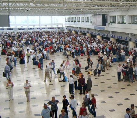 Antalya Havalimanı'nda tüm zamanların rekoru kırıldı