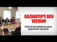 GAZİANTEP'E HAVA KARGO YATIRIMI