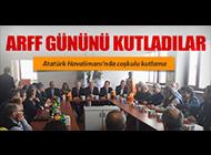 AHL'DE ARFF MEMURLARI GÜNÜ KUTLANDI