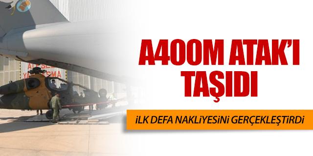ATLAS ATAK'I TAŞIDI