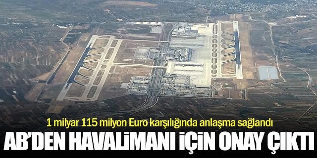 AB Komisyonu havalimanı işletmesine onay verdi