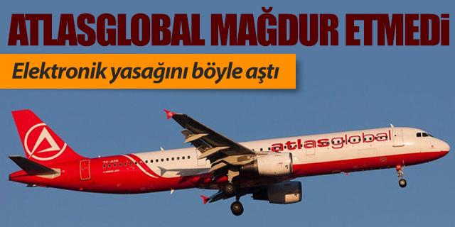 AtlasGlobal İngiltere yolcularını mağdur etmedi