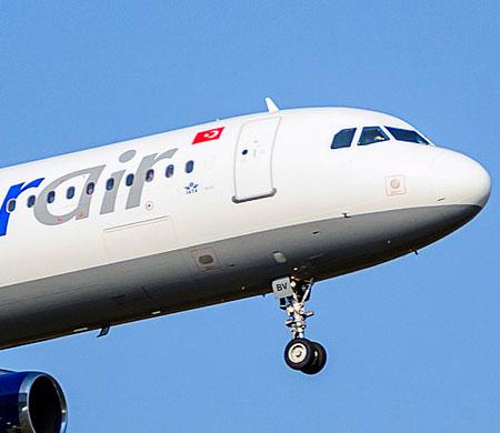 THY ve Onur Air'de görev yapan uçak AtlasGlobal'e geçti