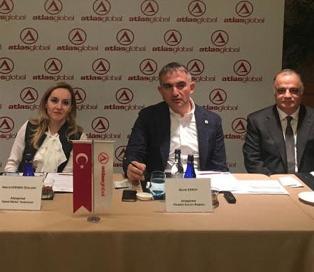 Murat Ersoy; 'Yeni bir sisteme geçiyoruz'
