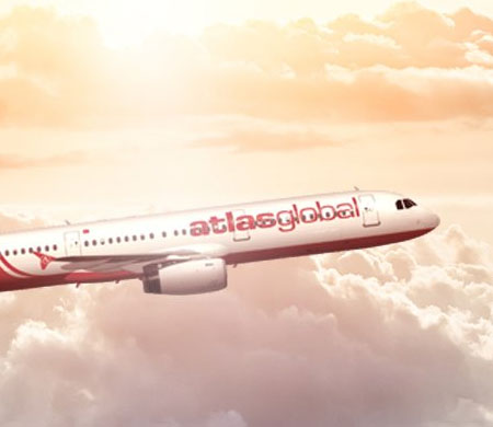 AtlasGlobal'e Skytrax'ten ödül