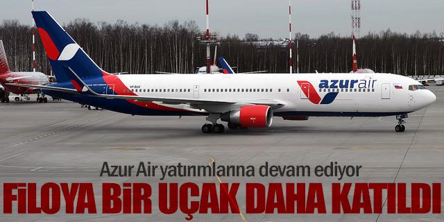 Azur Air uçak sayısını artırdı