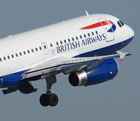 British Airways uçağında duman paniği!