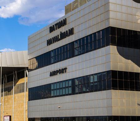 Batman Havalimanı isyanı!