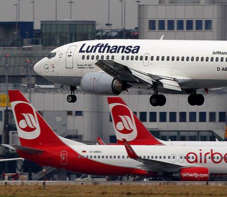 Lufthansa Air Berlin'i bünyesine katmak istiyor