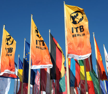 ITB Berlin'de Türk standlarına yoğun ilgi