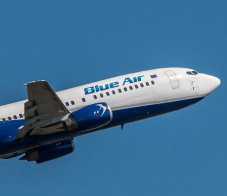 Blue Air Yunan havayolu ile anlaştı