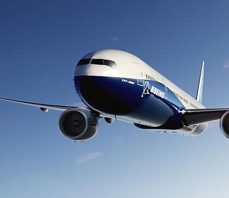 Boeing kendi rekorunu kırdı