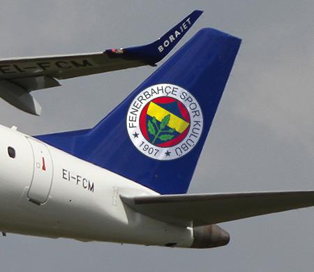 Fenerbahçe nerede Borajet de orada!