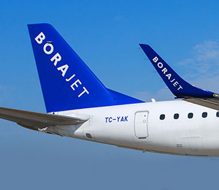Borajet'ten kamuoyuna satış duyurusu