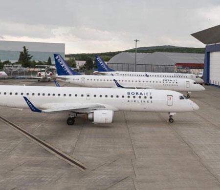 Borajet'in uçakları teker teker gidiyor!