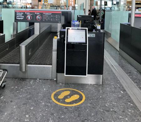 British Airways yolcuları kendi boardinglerini yapacak