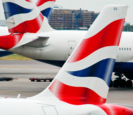 BRITISH AIRWAYS REKOR KIRDI