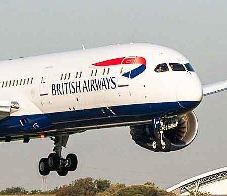 British uçağından Atatürk Havalimanı'na acil iniş