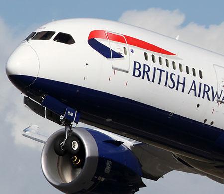 British Airways Dreamliner'da uçaktaki çöpleri yakıt olarak kullanacak
