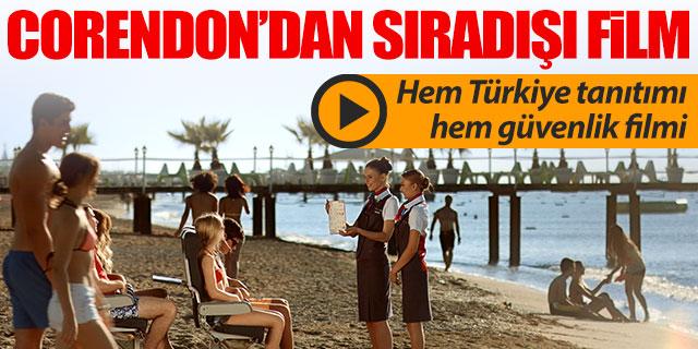 Güvenlik Filmi: Corendon'dan Türkiye Temalı Güvenlik Filmi