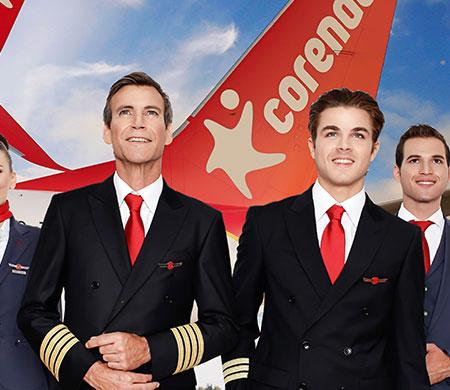 Corendon ikinci pilot adaylarına tip eğitimini kendi verecek