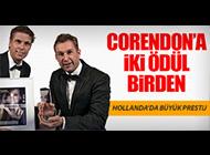 CORENDON'A İKİ ÖDÜL BİRDEN