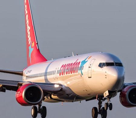 Corendon'dan Almanya-Antalya arasına haftada 30 uçuş