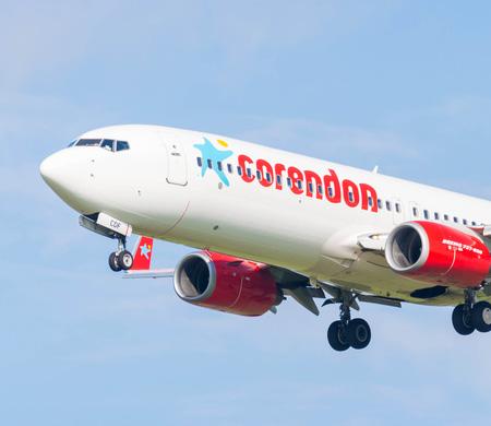 Corendon Malta'da yeni havayolu kurdu
