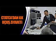 ERCAN'A WRIGHT KARDEŞLER ZİYARETİ