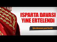 ISPARTA KAZASI DURUŞMASI SONA ERDİ