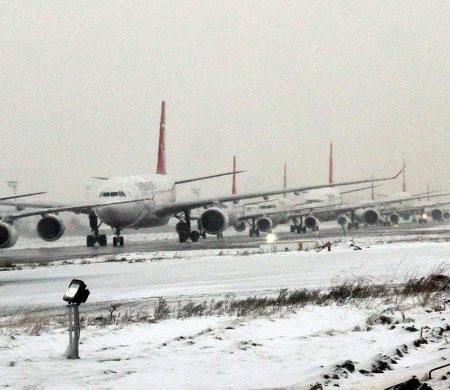 Atatürk Havalimanı'nda uçuşlar yüzde 30 azaltılıyor