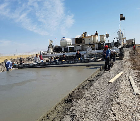 Şırnak Havalimanı'nda Acil Ulaşım Yolları Yapımı işine başlandı