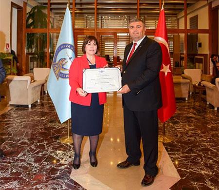 DHMİ'den 49 havalimanına sertifika