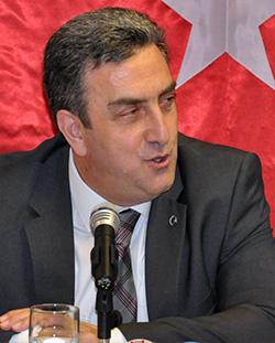 DHMİ Genel Müdürü Serdar Hüseyin Yıldırım