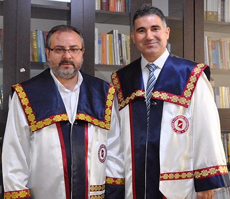 DHMİ'nin doktoralı havalimanı güvenlik memuru