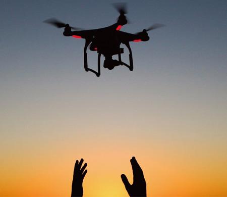 Valilikten drone açıklaması