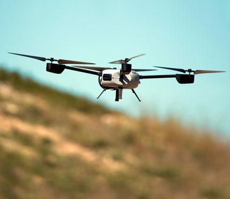 Drone ile uçak düşürmeyi planlıyormuş!