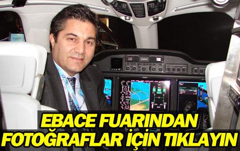 ALİ KIDIK EBACE FUARINDAN AKTARIYOR