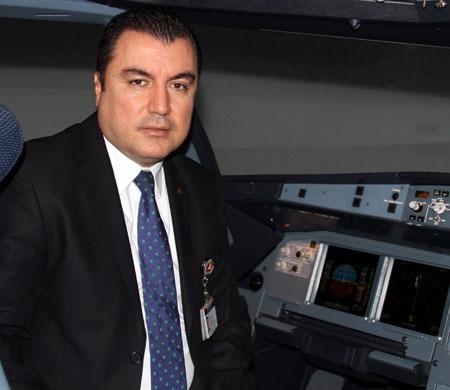 THY Uçuş Eğitim Başkanı Şekerci hayatını kaybetti
