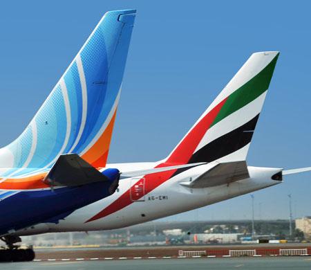 Emirates ve Flydubai'den yeni uçuş noktaları