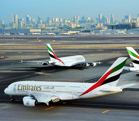 Emirates 16 milyar Dolarlık imzayı attı