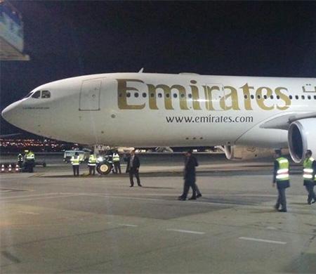 Emirates Sabiha Gökçen seferlerine başladı